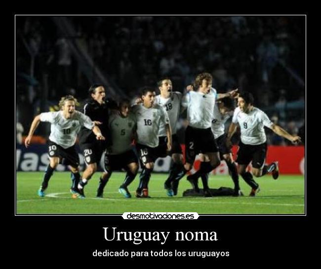 Uruguay el post que se merece!